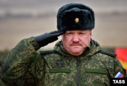Російський генерал-лейтенант Валерій Асапов