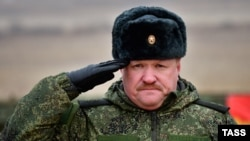 Russian Lieutenant General Valery Asapov (file photo)
