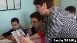 Урок татарского языка. Архивное фото