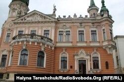 Національний музей імені Андрея Шептицького, Львів, серпень 2013 року