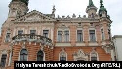 Національний музей імені Андрея Шептицького, Львів, 29 серпня 2013 року. Тут Шептицький створив музей і подарував його