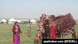 Türkmenler Nowruz belleýär