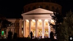 Ateneul, locul unde au loc cele mai importante concerte ale Festivalului Enescu