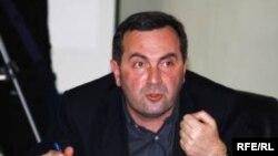 Председатель Наблюдательского совета Общественного телевидения Грузии Леван Гахеладзе