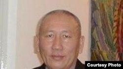 Bisengul Begdesinov, a prominent member of the Kazakh community in Turkmenistan