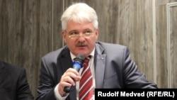 Руководитель Института Черноморских стратегических исследований Юрий Смелянский