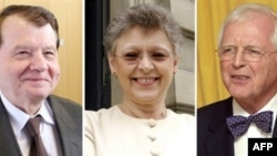 2008-ci ilin Nobel mükafatı qalibləri