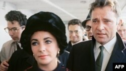 Richard Burton və Elizabeth Taylor