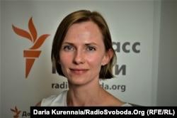 Олена Снігир, експерт-міжнародник, аналітик Центру міжнародних досліджень дипломатичної академії України імені Геннадія Удовенка