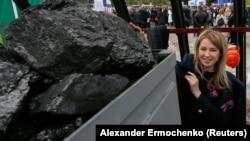 Наталья Поклонская в оккупированном Донецке, 12 мая 2019 года