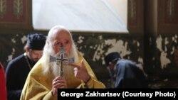 Председатель Церковного совета АПЦ иерей Виссарион (Аплиаа)