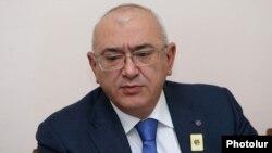 Глава ЦИК Армении Тигран Мукучян (архив)