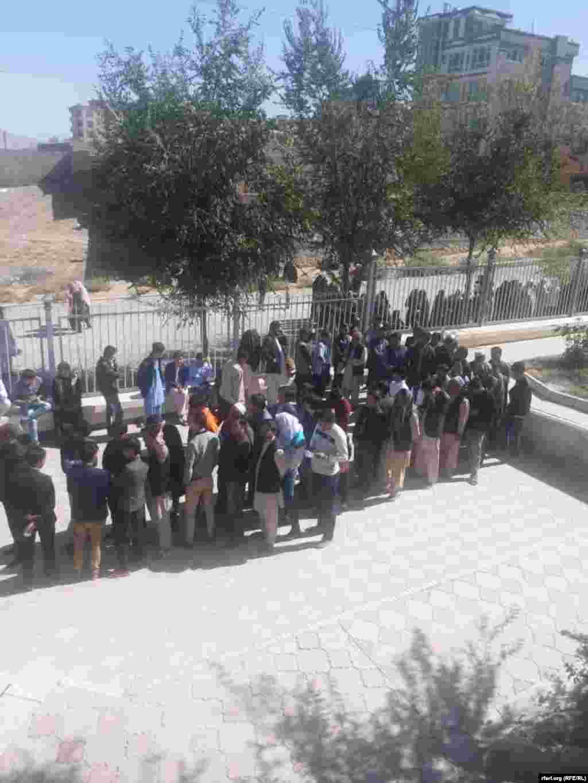 په کابل کې د ولسي جرګې انتخاباتو د دوهمې ورځې بهیر