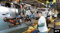 За четыре года на заводах General Motors в США было создано три тысячи новых рабочих мест