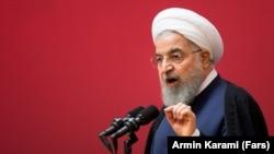 ارشیف، د ايران ولسمشر حسن روحاني