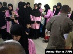 Суд над бежавшими в ИГИЛ россиянками в Багдаде, 29 апреля 2018