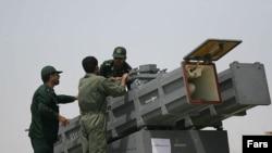برنامه موشکی سپاه پاسداران یکی از موارد مندرج در تحریم های ایالات متحده آمریکا است.