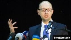 Прем'єр-міністр Арсеній Яценюк