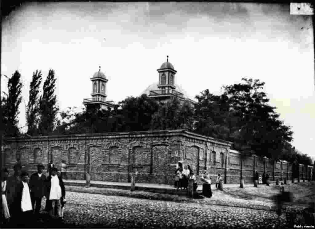 Әстерхан мәчете, 1894