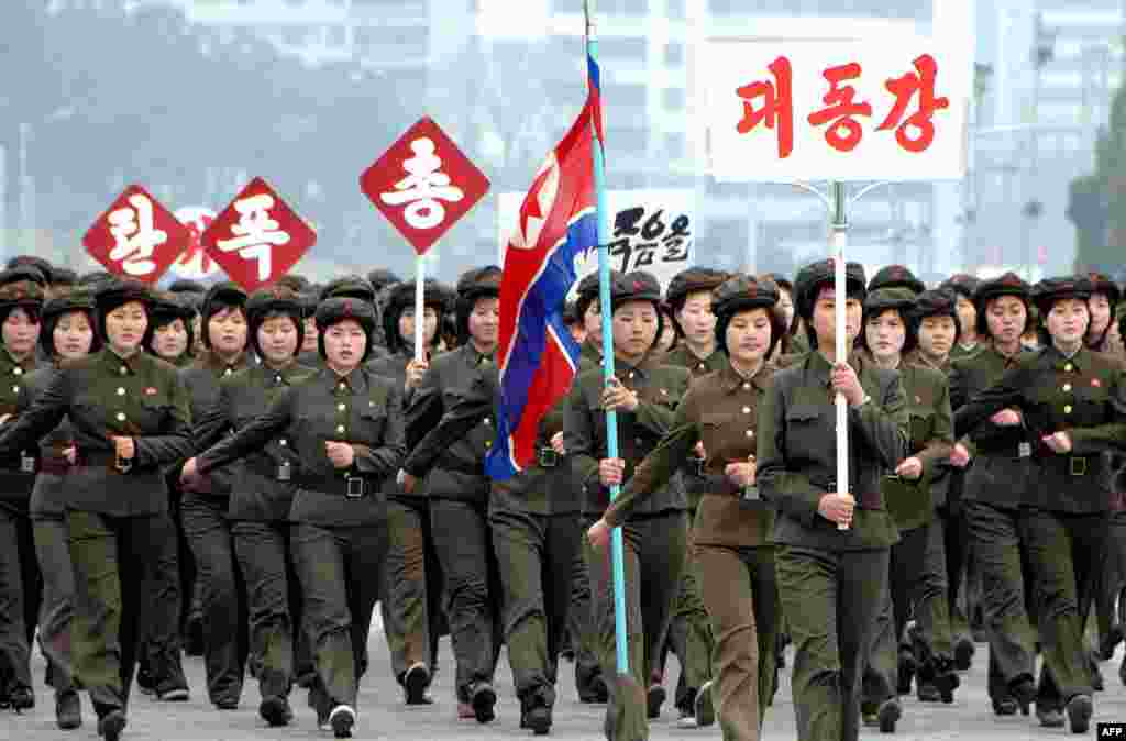 Министр обороны США Чак Хейгел назвал угрозы Северной Кореи вполне реальными