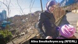 Мерьем Куку и ее дочь Сафие