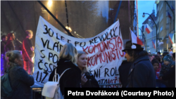 Praga, 17 noiembrie 2019.