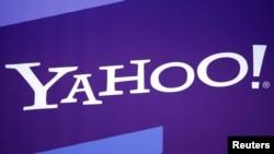 Эмблема компании Yahoo.