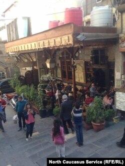 Ресторан в Дамаске