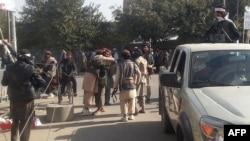 شماری از طالبان در شهر کندز