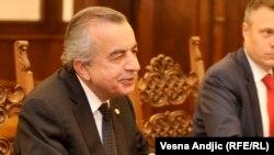 Zahir Tanin, šef misije UNMIK - a
