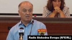 Владимир Талески, градоначалник на Општина Битола