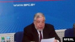 Амбасадар Ізраілю ў Беларусі Зэеў Бен-Ар'е, Менск