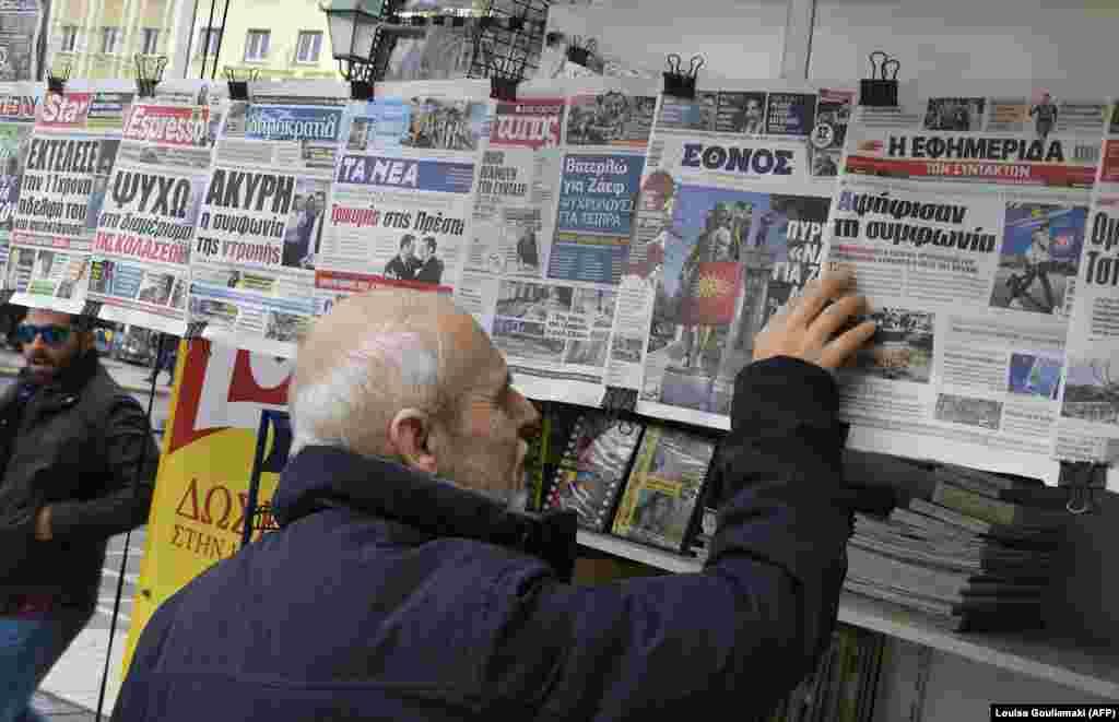 ГРЦИЈА - Ставот дека партијата Река сака решение на спорот со името и уште од почеток е со јасна позиција, го повторува лидерот на партијата, Ставрос Теодоракис во интервју за грчкиот весник Етнос и додава дека Грција не е во опасност од северните соседи.