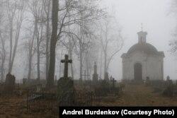 Хрысьціянскія могілкі ў Наваградку