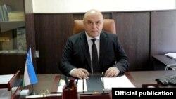 Новый глава «Узбекконцерта» Алишер Джамалдинов.
