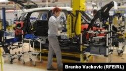 Fabrika Fiata u Kragujevcu