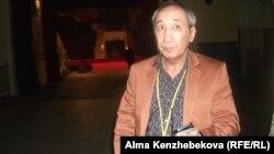 Народный артист Казахстана Карим Мутурганов. Алматы, 19 апреля 2014 года.