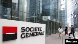 Sjedište francuske banke Societe Generale