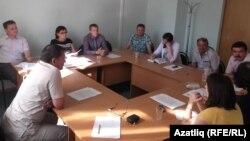 Башкортстан татар җәмәгатьчелеге оешмалары берлеге утырышы. 27 май 2014