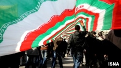 Iranianët kanë shënuar me tubime në tërë vendin përvjetorin e Revolucionit Islamik...
