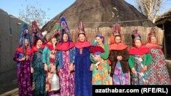 Owganystan. Etniki türkmenler