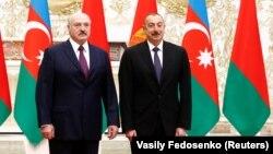 A.Lukaşenko və İ.Əliyev