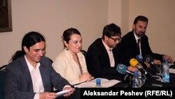 Презентација на извештајот за медиумското известување за време на изборите