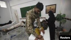 قربانیان موج گرما در کراچی