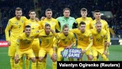 Україна йде другою у своїй групі Ліги націй