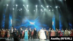 Кремль сараенда Башкортстан чыгыш ясады