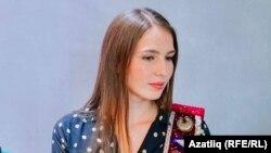 Алия Әхмәтова