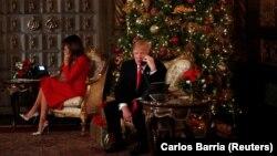 Postoje šanse da se u 2018. Sjedinjene Države polako povuku u pozadinu kada su u pitanju veliki svjetski događaji: Donald i Melanija Trump