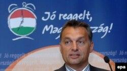 Premierul Viktor Orban în 2006
