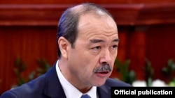 Премьер-министр Узбекистана Абдулла Арипов.